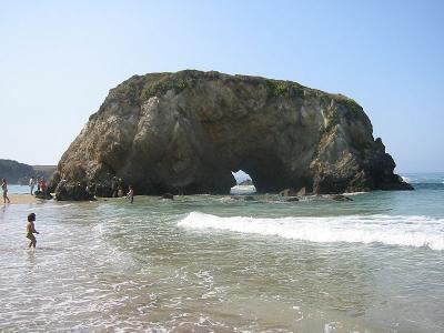 Playa Penarronda.