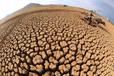 Sequía en China
