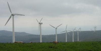Parques eólicos